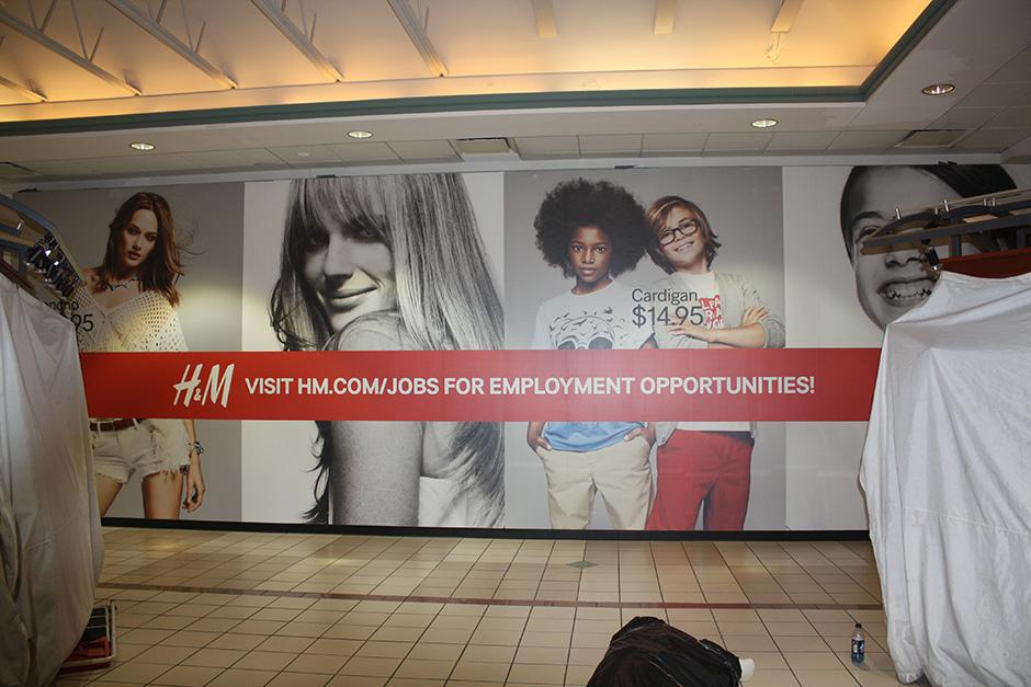 Interior Retail Vinyl Wraps In Rochester Syracuse Window