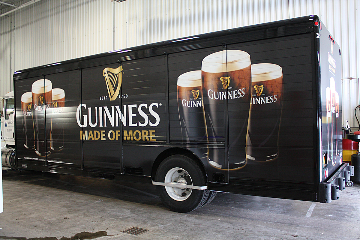 Vehicle wraps trailer wraps auto bus wraps for rochester ny if you work with us on a rochester new york vinyl wrap design and installation project your fleet graphics will transform your vehicles into mobile xflitez Image collections