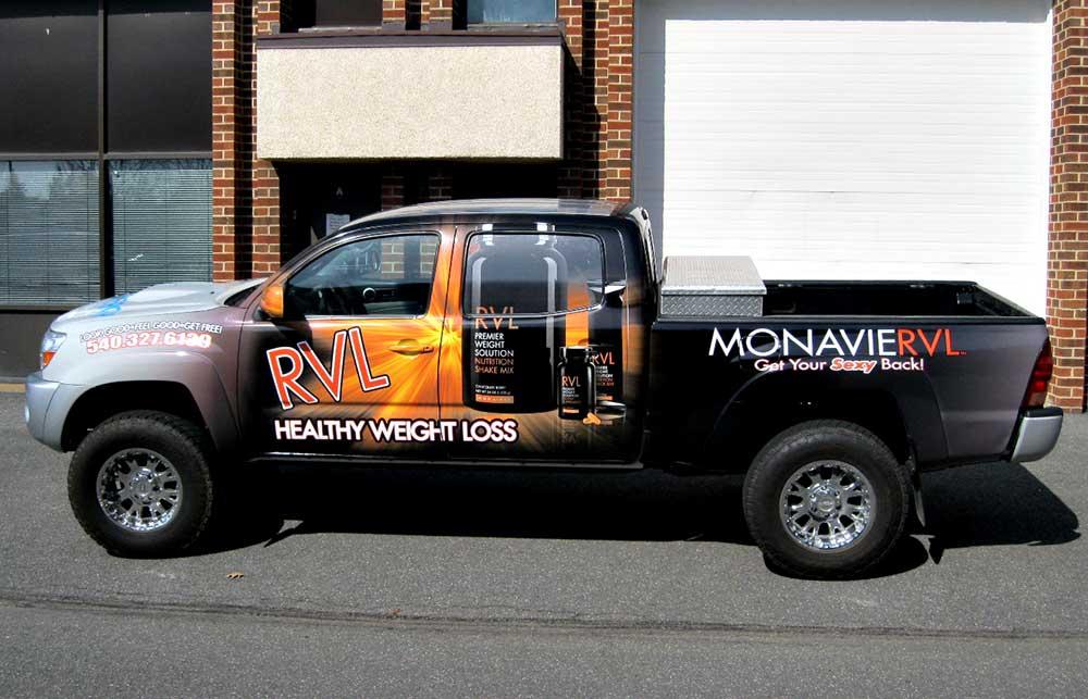 Truck Wraps For Business Unitech Applications Wrap